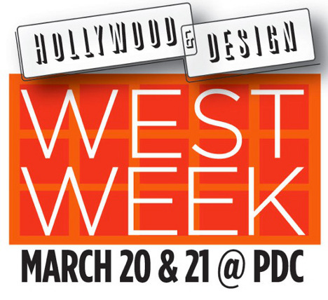 West Week at the PDC | Pacific Design Center is right around the corner. Hoping to attend. http://ow.ly/iLKtf