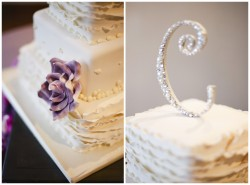 cjsoffthesquare:  wedding cake of the week | JHenderson Studios