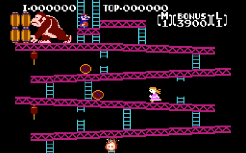 Why I Hacked Donkey Kong for My Daughter Mike Mika hacked his copy of Donkey Kong on the NES so that his daughter could play as Pauline (the usual damsel-in-distress) and save Mario from the eponymous primate.