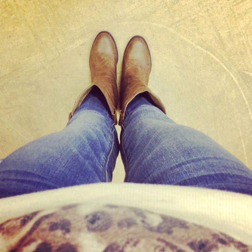 Obsessed with my boots <3 #cowgirl #girl #country #boots #cowgirlboots #countryboots #love #awesome #cowgirlboots #cute #pretty #patten #brown #jeans #clothes #shirts #pants #pant shirt, sotrue,