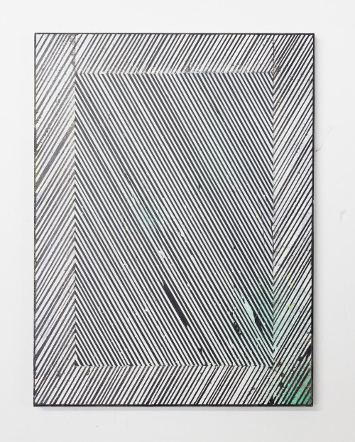 tiziano martini,untitled, 2013, spray paint and acrylic paint on canvas, cm 40x30