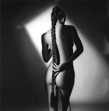 Back is Beautiful by Jeanloup Sieff, 1970s Also