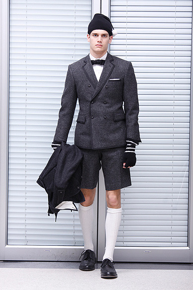 Thom Browne Menswear Fall / Winter 2009