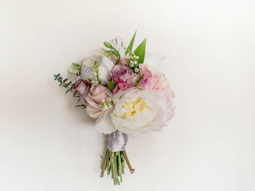 (via The Flower Magician: Blush Pink, Nude & Ivory Early Summer Wedding Bouquet)