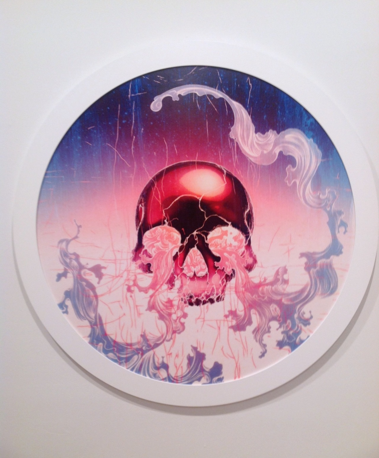"thejuanreyes:  James Jean's solo exhibition ""Parallel Lives"" at the Jack Tilton Gallery is incredible. If you can make it, I VERY highly recommend it."