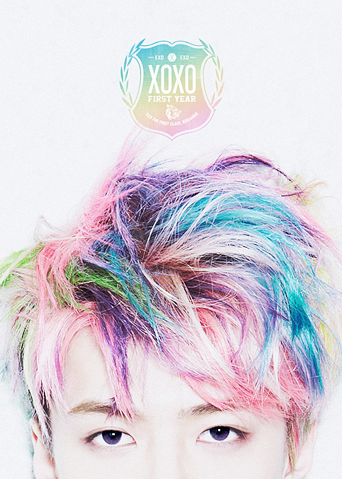 xoxo collective : sehun
