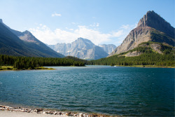 picturin:  Swiftcurrent Lake