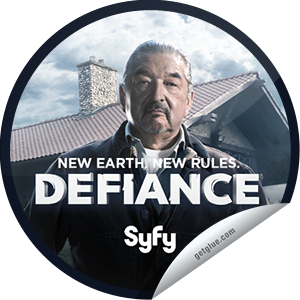"I just unlocked the Defiance: Pale Wars sticker on GetGlue                      1031 others have also unlocked the Defiance: Pale Wars sticker on GetGlue.com                  Despite gaining admission into the United Nations in 2014, tensions ran high between native earthlings and their new neighbors who had organized themselves under the umbrella of ""The Votanis Colelctive."" On March 18th 2023, the Ambassador of the Votan people is publically shot dead by a human militant igniting the brutal and chaotic conflict that would come to be known as ""The Pale Wars"" so named after death's cadaverous mount. After Arkfall terraformed the earth, into a half familiar-half alien wasteland, allegiances broke down and the war began transformed into the simple struggle for survival. Share this one proudly. It's from our friends at SyFy."
