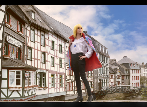 greatcosplay:  Howl