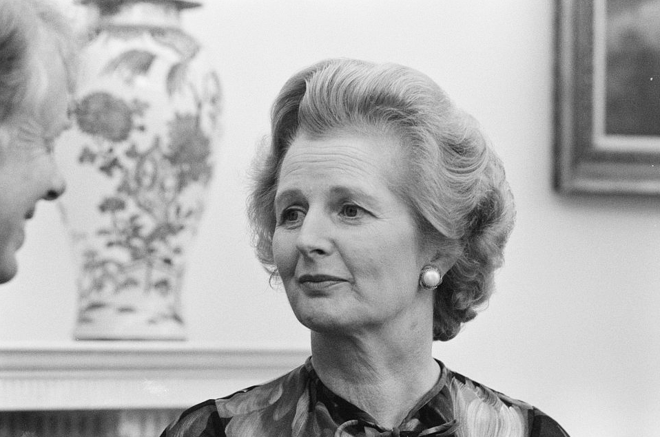 "pbsthisdayinhistory:  May 4, 1979: Margaret Thatcher Becomes Prime Minister  On this day in 1979, Great Britain swore in its first female prime minister, Margaret Thatcher. Thatcher represented the Conservative Party and she was re-elected for two additional terms. Throughout her three terms, Thatcher cut social welfare programs, limited trade unions, and cut government spending. Thatcher was dubbed the nickname ""The Iron Lady"" due to her strict conservative agenda and dislike for socialism.  On April 8, 2013, Margaret Thatcher passed away. News of her death brought back memories of her time as prime minister for Britons. View the NewsHour's photo gallery of Thatcher's funeral and its protestors. Image: British Prime Minister Margaret Thatcher with President Jimmy Carter at the White House, Washington, D.C 1977 (Library of Congress)."
