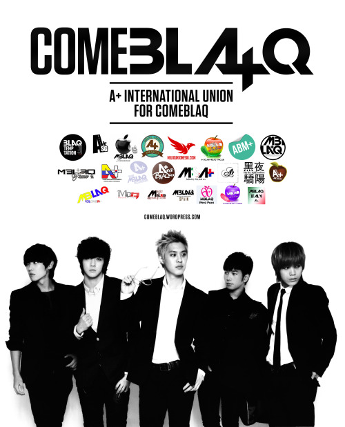 COMEBLAQ SUPPORTOriginal post by: MBLAQ IVRYO  Edited by: ComeBLA+Q Versión en español:  1. BUY BULK Bulkbuys…View Post