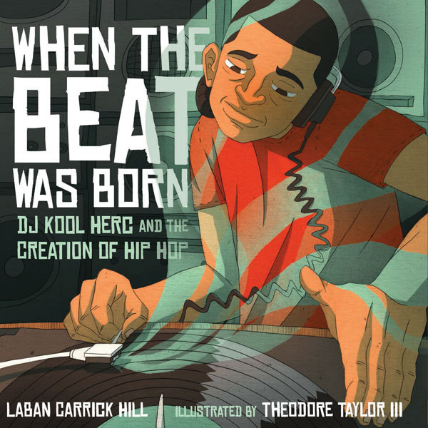 "The children's book about DJ Kool Herc that I illustrated for Laban Carrick Hill and Roaring Brook Press is up for pre-order on Amazon.com! I spent a ton of time on this project. Lots of long nights… Not sure if that release date is final. I thought it would be out in July. But whatever, I'm just enjoying how surreal it is to see my work on Amazon, where I spend all of my money. Amazon: ""When the Beat Was Born: DJ Kool Herc and the Creation of Hip Hop"" by Laban Carrick Hill & Theodore Taylor III"