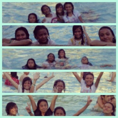 Bang!! #summer #2013 #swimming #fun #crazy #friends