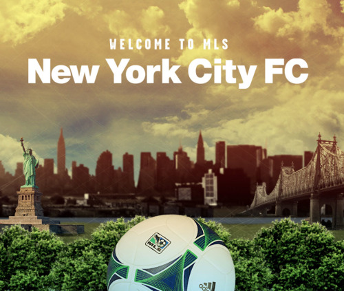 usatodaysports:  There's a new MLS team in NYC. Yankees, Man City partner on New York City Football Club. Here are details: http://usat.ly/14trmQw