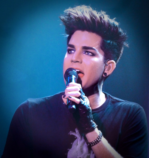 Adam Lambert We Are Glamily Tour photo enhanced & tweaked to remove hot pink hue. My first edit in weeks! Felt good to get back to one of my passions. I don't know who took the original shot. If anyone knows, please tell me so I can give them proper credit. Thank you! Hope y'all like it, enjoy! Oh, and if you get a chance, please check out my Cuckoo video I posted here a few days ago. It would mean a lot to me, worked my butt off on that thing. hehe Thanks again, love y'all! *Hugs* :) I love you Adam, always… <3