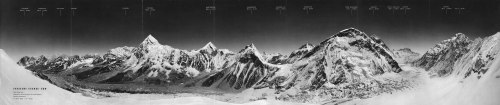 Everest / the early expedition photography