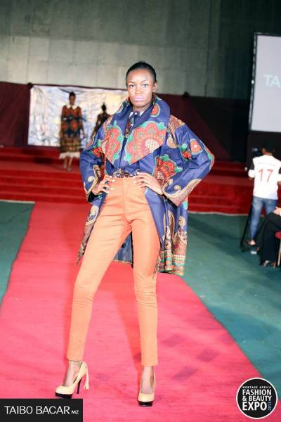 Highlights from Montage Africa Fashion and Beauty Expo 2013 Designer: Taibo Bacar cutfromadiffcloth.tumblr.com
