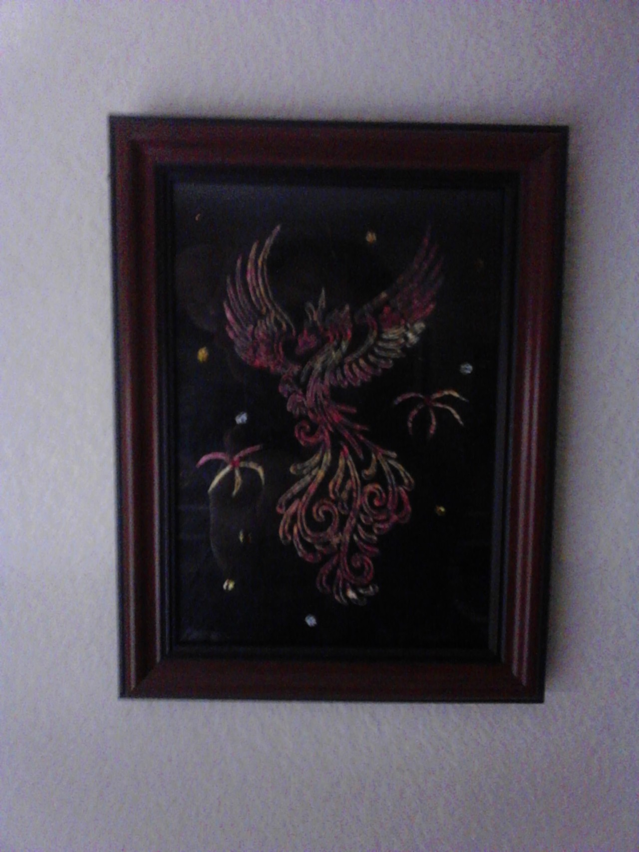A really nice work of art I got for Xmas :D
