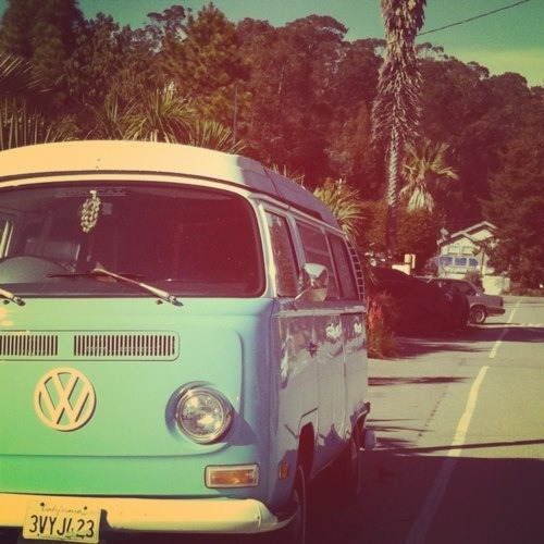 Volkswagen vans are perfection. I will own one.