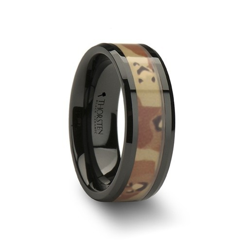 this is when a little bit of browsing through your options will give you the best possible idea of some handsome military wedding bands for men - Military Wedding Rings