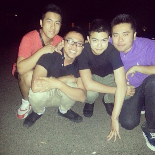 daviddang:  HAPPY NEW YEARS FROM THE OIBAYSZ @illuminhati @onojk @drkntruong