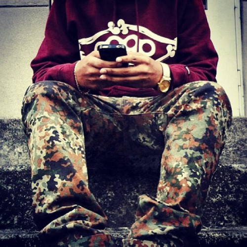10deep:  Well played. #10deep #camo