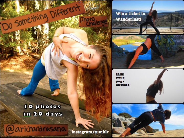 arichandrasana:  LET'S DO IT!!!! Starts this FRIDAY, MAY 10TH!!  Oh yeah!