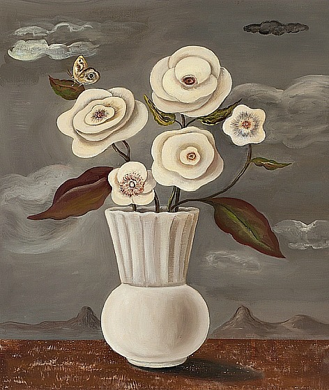 Jane Smaldone I Love a Gray Day with White Roses 2010-11