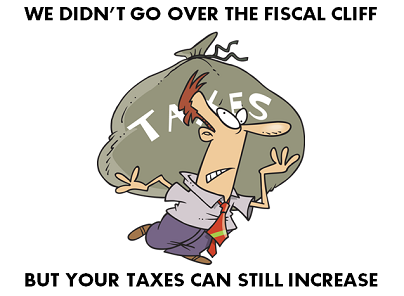 We may have not gone over the fiscal cliff, but many working Americans will still pay more in taxes and bring home less each month due to an increase in the payroll tax rate (the tax employers withhold from their employee's salaries to fund Social Security, etc.) Did you know about the payroll tax cut and do you think it's time for it to expire? LIKE if you agree & REBLOG if you disagree. For today's full translation, click here!