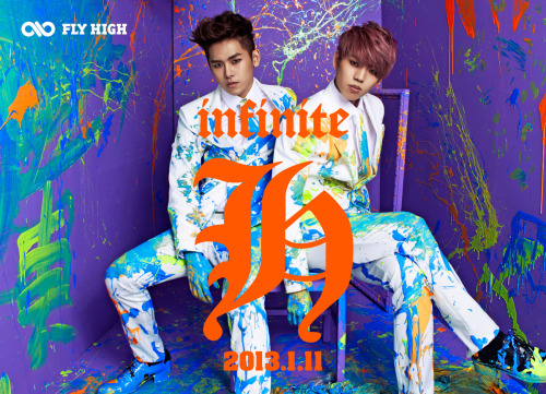 Infinite-H | Fly High 2013.1.11