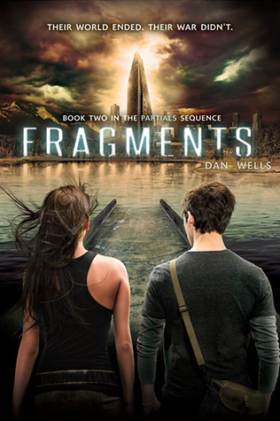 Currently reading: Fragments by Dan Wells. Really enjoying this series.