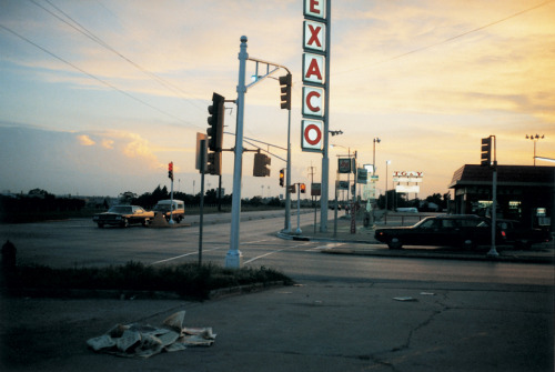 Oklahoma City, Oklahoma, July 1972 — Stephen Shore
