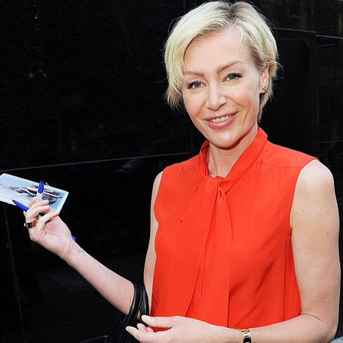 #portia #portiaderossi #orange #gma #cute #blonde #lovely @portiafans