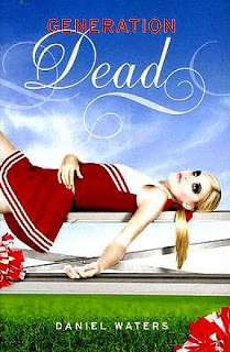 "Generation Dead - Daniel Waters All over the country, a strange phenomenon is occurring.  Some teenagers who die aren't staying dead.  But when they come back to life, they are no longer the same. Feared and misunderstood, they are doing their best to blend into a society that doesn't want them.              The administration at Oakvale High attempts to be more welcoming of the ""differently biotic.""  But the students don't want to take classes or eat in the cafeteria next to someone who isn't breathing.  And there are no laws that exist to protect the ""living impaired"" from the people who want them to disappear—for good.              When Phoebe falls for Tommy Williams, the leader of the dead kids, no one can believe it; not her best friend, Margi, and especially not her neighbor, Adam, the star of the football team.  Adam has feelings for Phoebe that run much deeper than just friendship; he would do anything for her.  But what if protecting Tommy is the one thing that would make her happy?"