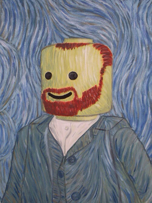 unamusedsloth:  Le Gogh
