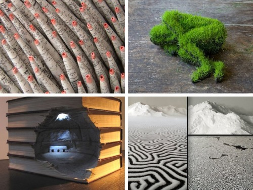 This is just a sampling of The Most Inspiring Art of 2012. See all 22 pieces that made our list.