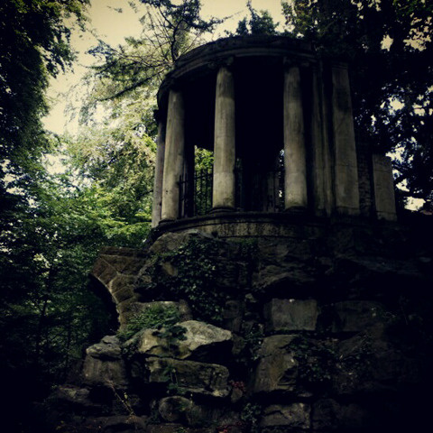 This folly is in a wood near my house