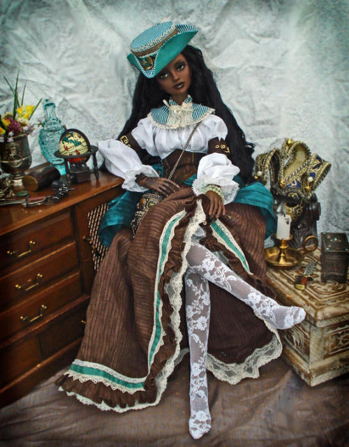 ~ Frygg N. Havelock ~ Iplehouse Dark Skin Cocori Ball Joint Doll