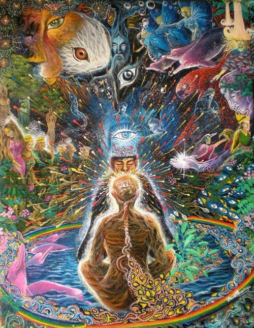 psycho-hierophants:  communication with astral entities … BY DAVID ESQUIBEL