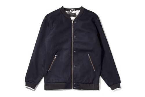 Stylish jacket from I Love Ugly 2012-13 holiday releases.