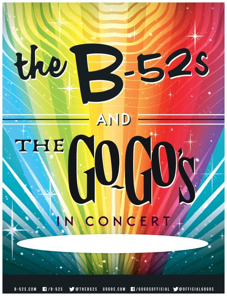 The B-52s and The Go-Go's teaming up for joint U.S. tour this summer | DETAILS