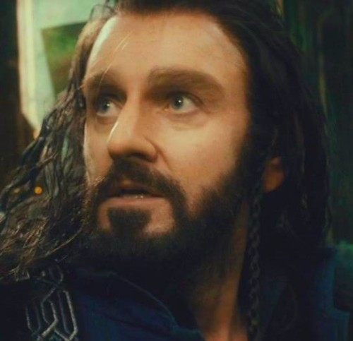 mrsrichardarmitage:  Happy Majestic Monday - Young Thorin :')