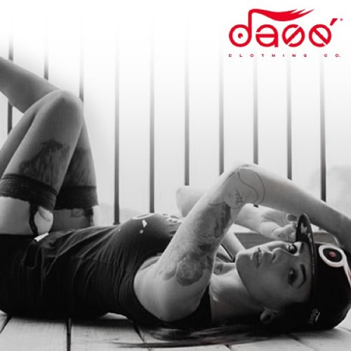 The #beautiful #model @jordan_kelsey_knight @daseclothing  #dasé #dasélife #fashion #streetwear #clothing #apparel #snapbacks #girlswithtattoos #inked #art #bestoftheday #picoftheday #swag #tatts
