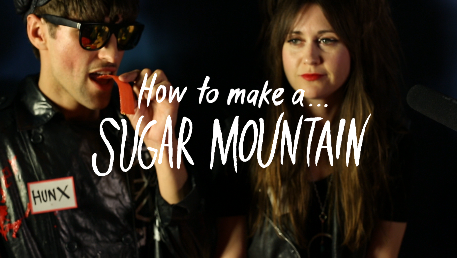 COMING SOON… A short video series made for Sugar Mountain Festival 2013. I'm currently deep in the edit process. Artists featured include: Hunx and his Punx (pictured), Woods, Forces, Peanut Butter Wolf, Dirty Projectors, Brothers Hand Mirror and Kirin J Callinan.