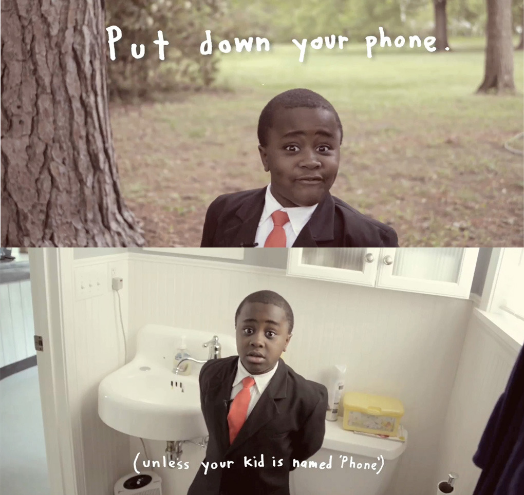 A special message to mothers from Kid President. Watch here.