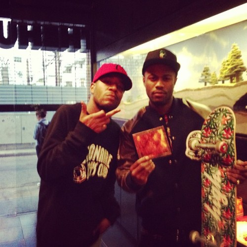 caseyveggies:  Young Veggies x Kid Cudi