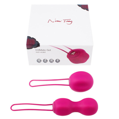 Nomi Tang - IntiMate Kegel Set Red Violet