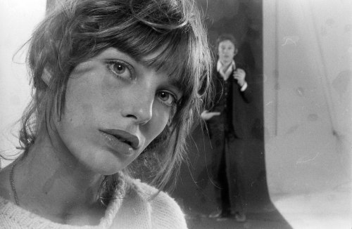 Jane Birkin and Serge Gainsbourg, c. 1960's