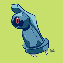 Pokemon Draw Journal 374 Beldum