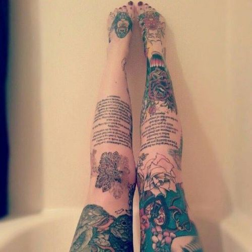 I think I'm totally in love *-*   via Sex,tattos